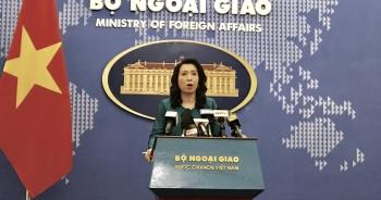 Phản đối mạnh mẽ hoạt động của doanh nghiệp Trung Quốc tại đảo Phú Lâm