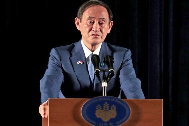 Thủ tướng Nhật Bản phản đối leo thang căng thẳng ở Biển Đông - 1