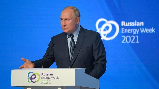 Tổng thống Putin nêu lập trường của Nga về Biển Đông, Đài Loan - 1
