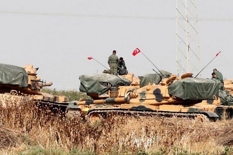 Quân đội Thổ Nhĩ Kỳ sắp rút khỏi khu vực chiến lược ở Aleppo.