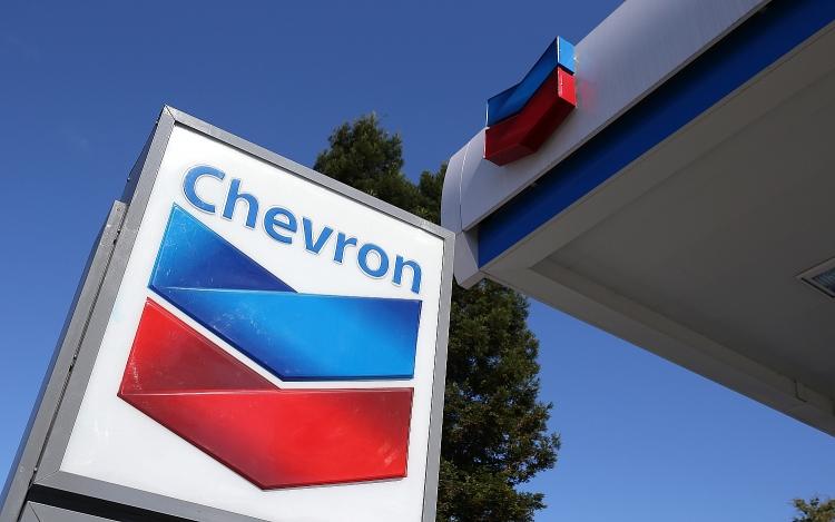 Chevron sản xuất năng lượng