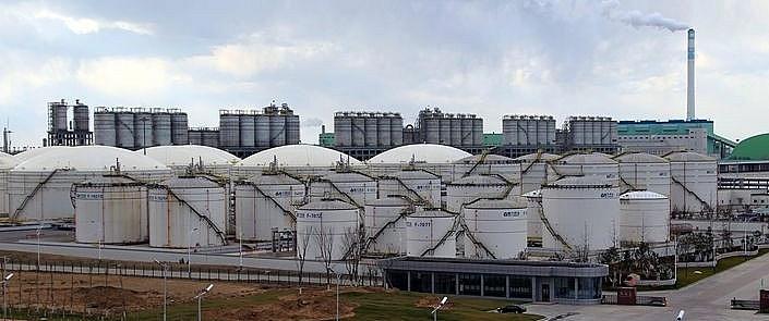 Trung Quốc đánh thuế nặng đối với nhiên liệu pha trộn