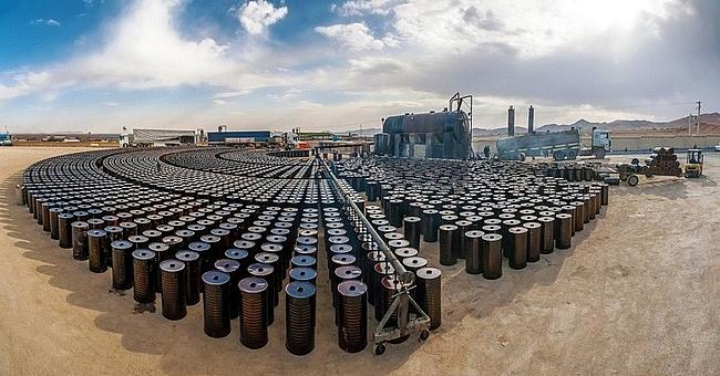 Giá dầu hôm nay