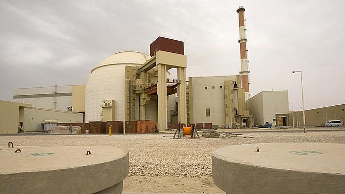 Nhà máy điện hạt nhân Bushehr, Iran