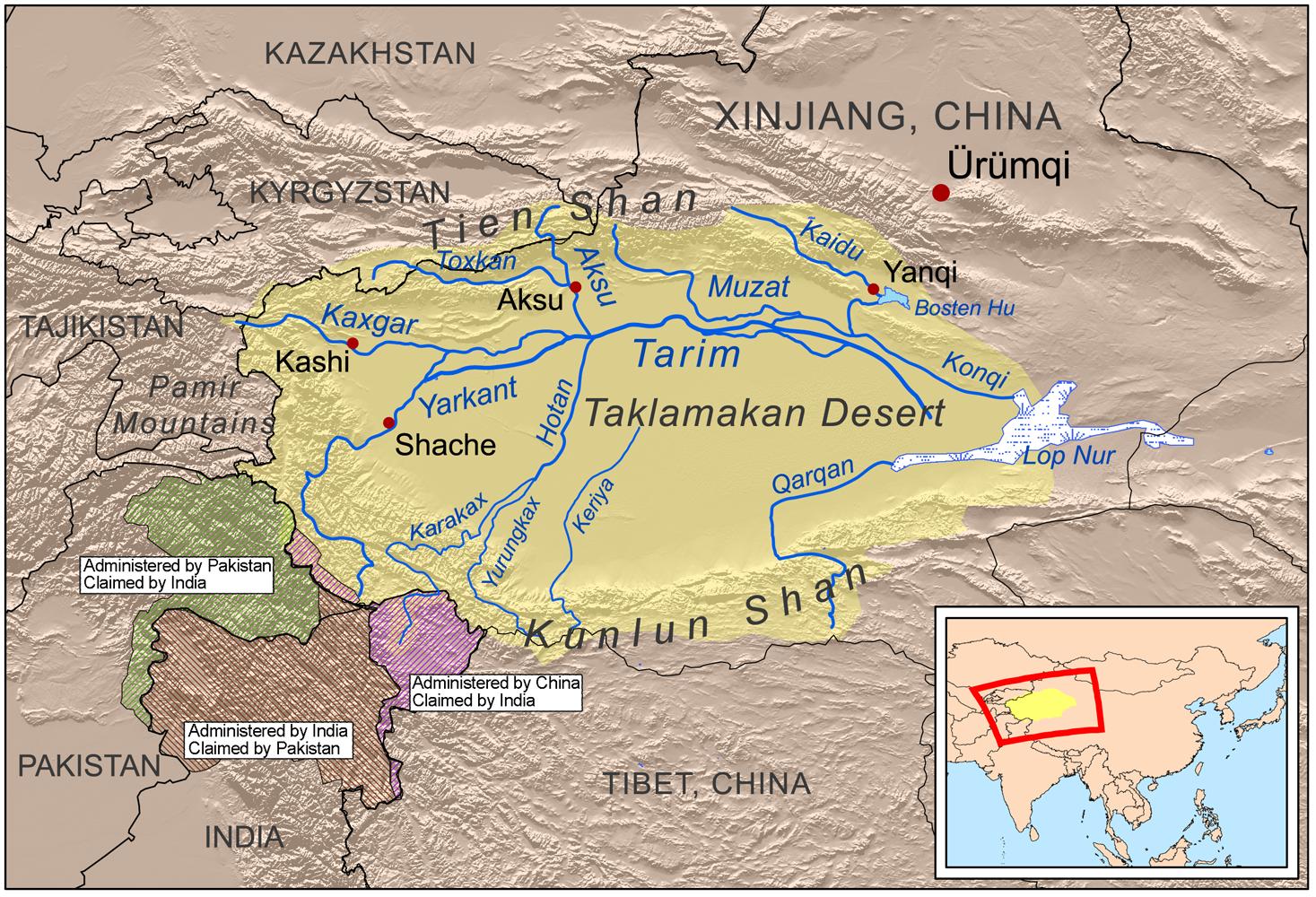 Trung Quốc phát hiện mỏ dầu với trữ lượng khoảng 900 triệu tấn