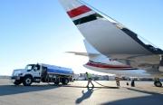 Nhu cầu nhiên liệu máy bay đang phục hồi chậm
