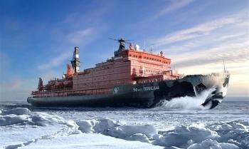 Nga lên kế hoạch đóng tàu phá băng chạy LNG