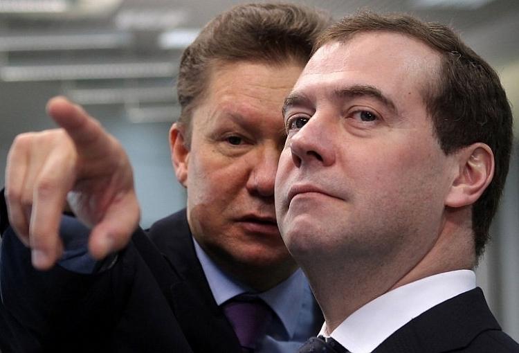 gazprom xin ho tro cho 2 du an khung o baltic