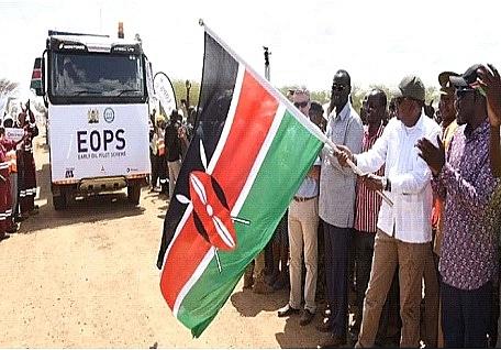 Kenya lần đầu tiên trong lịch sử xuất khẩu dầu thô