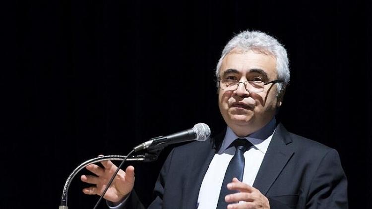 Giám đốc điều hành IEA, Tiến sĩ Fatih Birol