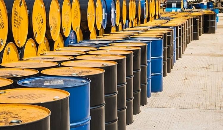 Giá dầu hôm nay 15/9 chạm mức cao nhất trong 6 tuần qua