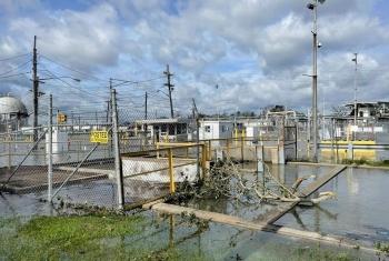 Liên tiếp các cơn bão lớn đổ bộ vào vùng Vịnh Mexico của Mỹ