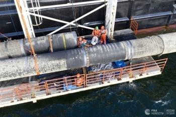 Khó khăn vẫn bủa vây Nord Stream-2