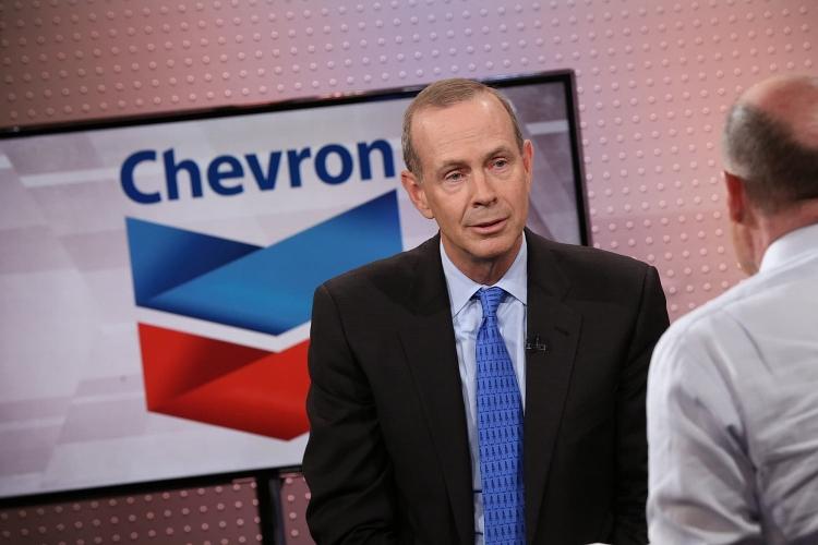 Giám đốc điều hành của Chevron Michael Wirth.