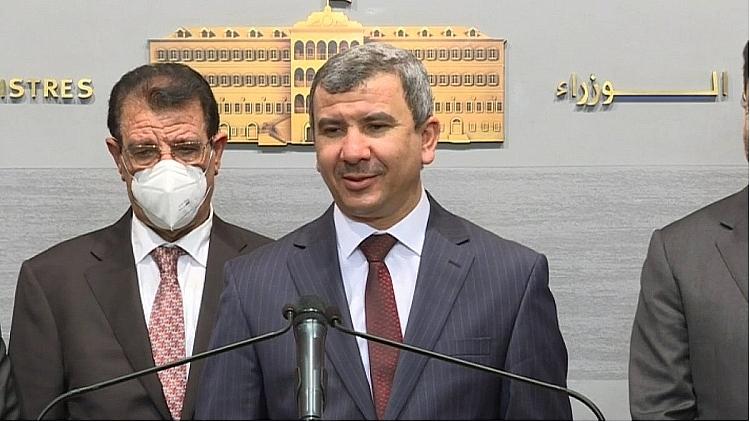 Bộ trưởng Dầu mỏ Iraq Ihsan Abdul Jabbar.