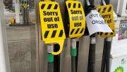Nhiều trạm xăng của BP tại Anh hết nhiên liệu