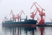 Nhập khẩu dầu thô của Trung Quốc giảm trong tháng 9