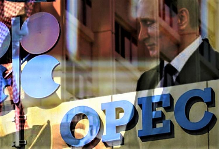 Thỏa thuận OPEC+ mang lại cho Nga 170 triệu USD/ngày