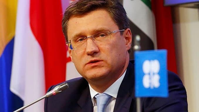 Phó Thủ tướng Nga Alexander Novak.