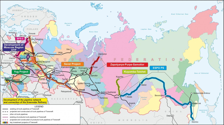 Nga giảm thuế xuất khẩu dầu