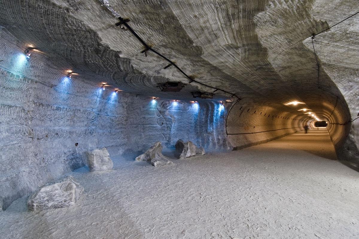 Sử dụng hang muối lưu giữ hydro