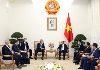 Novatek đang nhằm vào thị trường Việt Nam