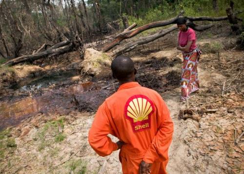 Royal Dutch Shell bị loại khỏi mỏ dầu đang khai thác ở Nigeria