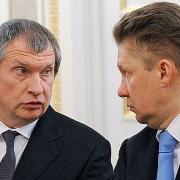 Rosneft nỗ lực tiếp cận thị trường khí đường ống của Gazprom ở châu Âu